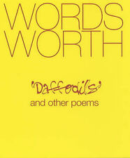 Wordsworth: Daffodils and Other Poems (Pocket Poets), Wordsworth, William, New B
