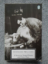 Tennessee Williams: A Streetcar Named Desire and Other Plays; TB, Englisch