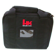H&K Black Soft TACTICAL PISTOL CASE Heckler & Koch HK45 P30 USP OEM