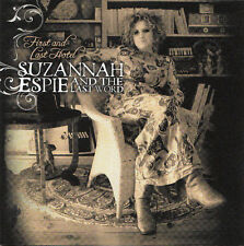 Suzannah Espie & the Last Word - First and Last Hotel (2008)  CD NEW  SPEEDYPOST