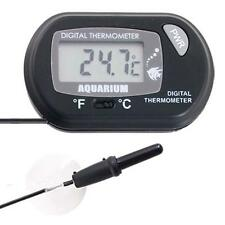 Digital LCD Fish Aquarium Tank Pond Water Thermometer Home Decor
