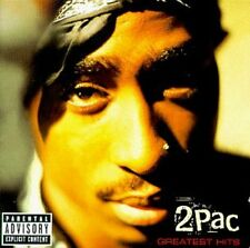 Greatest Hits - 2pac (1998, CD NEUF) Explicit Version2 DISC SET