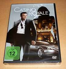 DVD - James Bond 007 - Casino Royale - Daniel Craig - Eva Green - Neu OVP