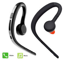 A2DP Noise Cancelling Bluetooth Earpiece Headphone For LG HTC Samsung Nokia
