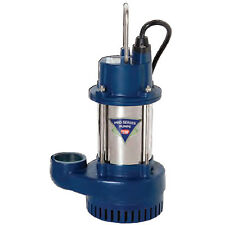 Pro Series 1/3 HP Cast Iron Submersible Sump Pump (Non-Automatic)