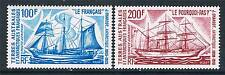 French Antarctic/TAAF 1974 Charcot's Antarctic Voyages SG 93/4 MNH