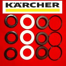 KARCHER HDS 601 558 PRESSURE WASHER STEAM CLEANER O RING  FULL RE SEAL PUMP KIT