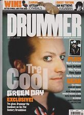 DRUMMER Magazine No 69 (July 2009), Tre Cool