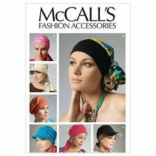McCall Sewing pattern 6521 Headband, Head Wraps And Hats