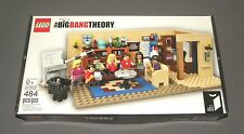 LEGO The Big Bang Theory Set 21302 #010 LEGO Ideas w Sheldon, 7 Minifigures