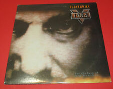 Eurythmics 1984 : For The Love Of Big Brother VINYL LP (RCA 1984)Annie Lennox EX