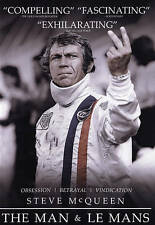 Steve Mcqueen - The Man And Le Mans  DVD NEW