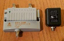 Electroline EDA2100 Bi-Directional Cable Signal Amplifier - 1 Input/1 Output