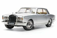 """PARAGON 1968 ROLLS ROYCE SILVER SHADOW SILVER 1:18 """"Back in Stock"""" **Nice**"""