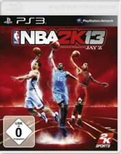 PLAYSTATION 3 NBA 2k13 Basket tedesco OVP come nuovo