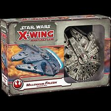 Star Wars X-Wing Miniatures Game Millenium Falcon Expansion