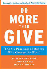 Do More Than Give, Leslie R. Crutchfield
