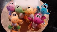 Assorted color Yoshi plush toy