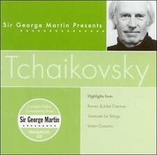 Sir George Martin Presents: Tchaikovsky 2002 by Tchaikovsky, - Disc Only No Case