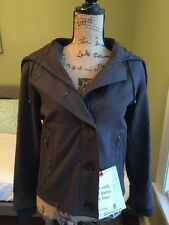 Louis Vuitton Jacket Removable Vest Zip Hoodie Size 38