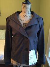 Louis Vuitton Jacket Removable Vest Zip Hoodie Size 38