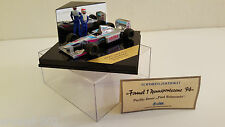 Gode - F1 Pacific Ilmor PR 01 Paul Belmondo avec figurine (1/43)