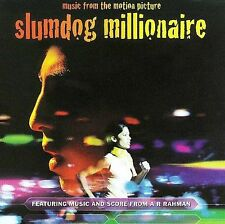 Slumdog Millionaire [Music from the Motion Picture] by A.R. Rahman (CD,...