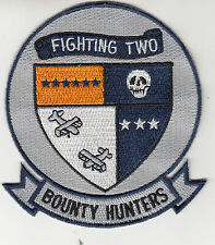 VFA-2 BOUNTY HUNTERS THROWBACK COMMAND CHEST PATCH