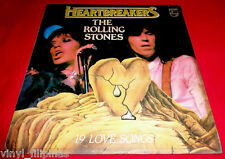 PHILIPPINES:THE ROLLING STONES - Heartbreakers LP,RARE,scarce,Mick Jagger