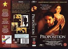 The Proposition, Madeleine Stowe Video Promo Sample Sleeve/Cover #15804