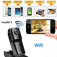 Mini Security Hidden Camera Camcorder Spy Webcam Video Recorder Wireless P2P HD