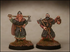 Dark Ages Irish Heroes with Dane Axes Footsore Miniatures SAGA 03DAI003