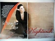 COUPURE DE PRESSE-CLIPPING :  NIGHTWISH [8pages] 07/2006 Tuomas Holopainen,Tarja