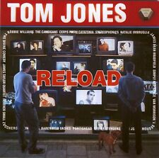 Tom Jones CD Reload - Spain (M/EX+)