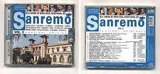 Cd Gli anni d'oro del FESTIVAL DI SANREMO Vol 3 NUOVO sigillato Saar 2006