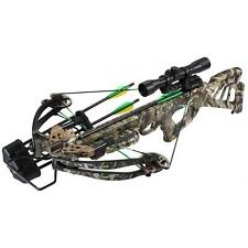 SA Sports Empire 360 Beowulf Crossbow Package w/4x32 multi-range scope 175lbs