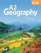 OCR A2 Geography Textbook by Michael Raw (Paperback, 2009)