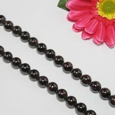 Strang Granat 12mm Kugeln Lose Perlen