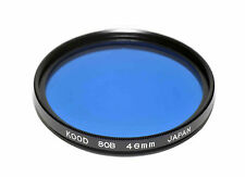 Kood 80B Filter Made in Japan 46mm