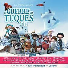 La  Guerre des Tuques 3D (Trame Sonore) CD BRAND NEW at MusicaMonette (Canada)