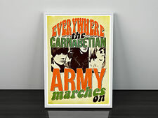 Carnaby Street London Kinks Dedicated Follower Of Fashion Mod Art Print
