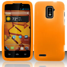 Boost Mobile Warp 4G ZTE N9510 Rubber SILICONE Soft Gel Skin Case Phone Cover