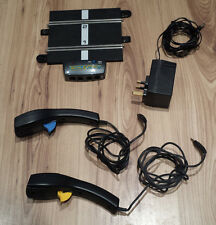 Scalextric Sport 1:32 Powerbase Track C8217 + C912 Power Adaptor + Throttles