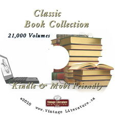 Kindle & Mobi Library { Fiction ~ Classics ~ History ~ Educational ~ Etc} on DVD