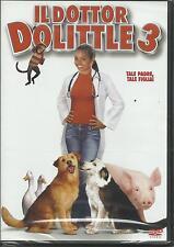 Il dottor Dolittle 3 (2006) DVD