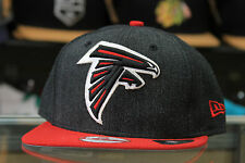 New Era Atlanta Falcons Grand Logo 9fifty Snapback