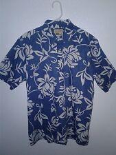 Alfred Shaheen / Reyn Spooner Aloha Hawaiian Shirt Reverse Print Men XL