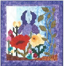 Flower Garden wall hanging pattern Country Creations