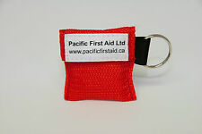 Keychain CPR Face Shield - 5 PC