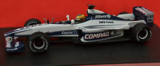 1/43 HOT WHEELS 26746 WILLIAMS F22 NO 9 RALF SCHUMACKER!DISPLAY CASE/BOX/SUPERB